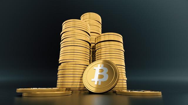 sloupce bitcoinů