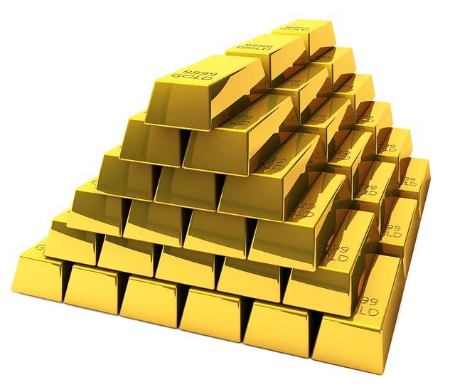 zlatá pyramida